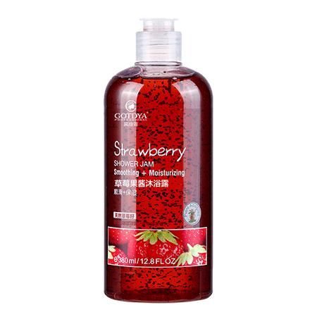 草莓果酱沐浴露