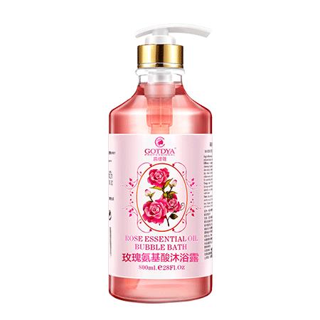 玫瑰氨基酸橄榄沐浴露