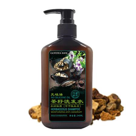 中药防脱洗发水